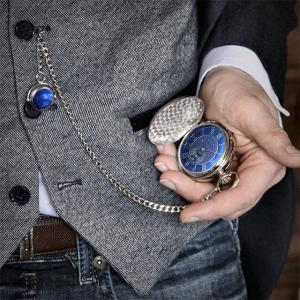 The Albert Pocket Watch Chain
